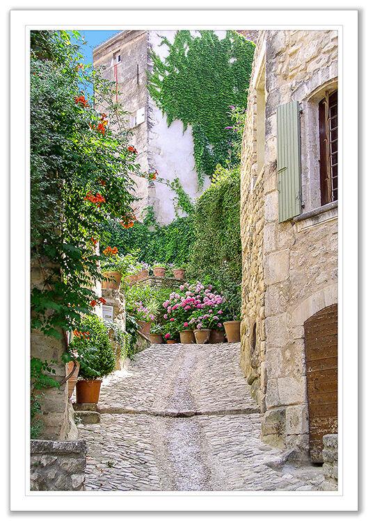 Street scene, Lacoste