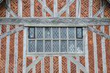 Aldeburgh Moot Hall window