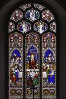 Dunwich church altar window
