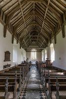 Shrimpling Church interior