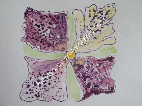 Inside the Foxglove Petals