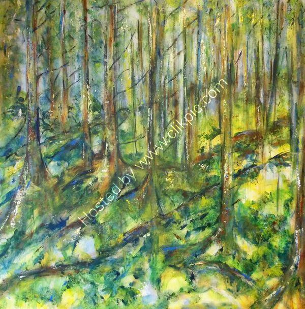 Moss Wood, Isle of Bute