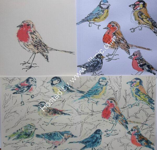 Birds of December
