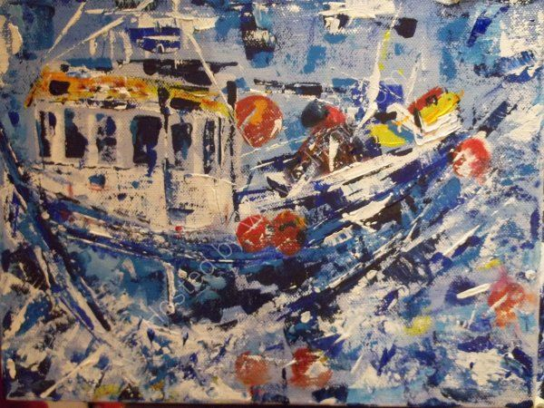 Harbour Mouth  SOLD