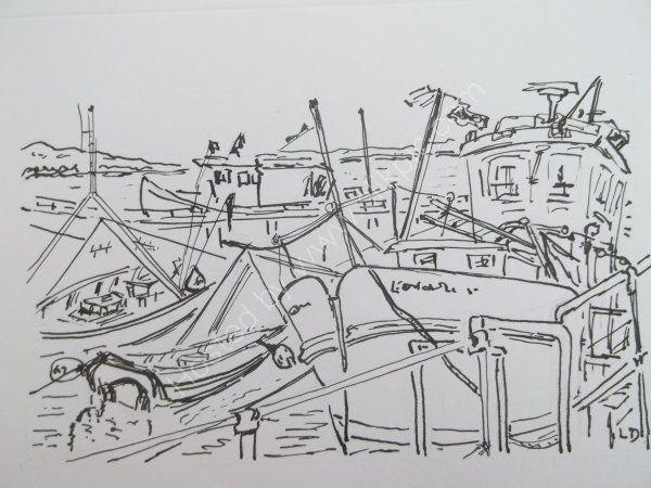 Inner Harbour, Amble