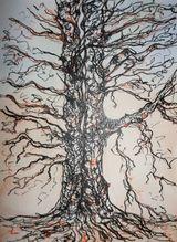 Same Tree-different media