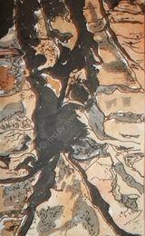 Rock formations- Rumbling Kern