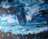 Storm over Druridge 2