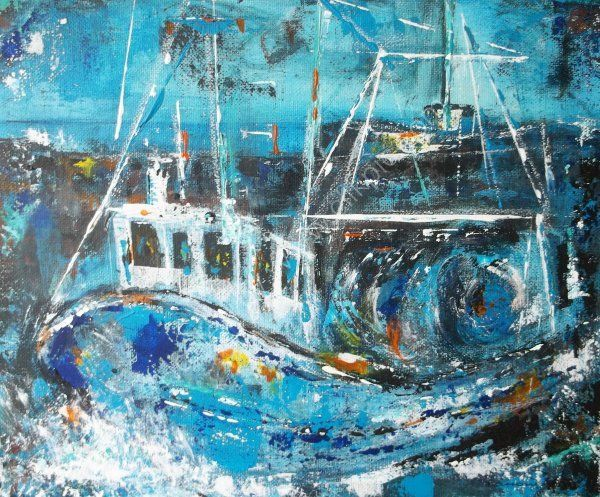 Harbour Mouth, Amble SOLD