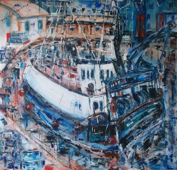 Trawling and Tourism (Amble)