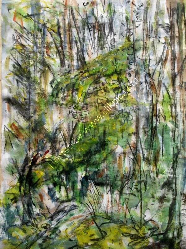 Forest Study 3