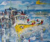 Harbour Approach (small)  SOLD