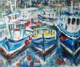 Seahouses Harbour  SOLD