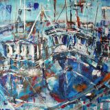 Busy Harbour 1  SOLD