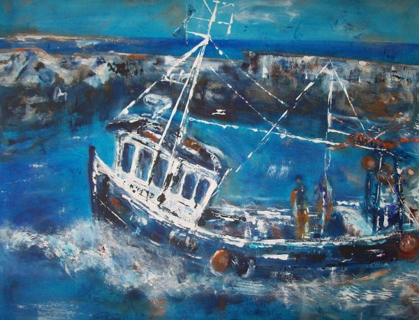 Harbour Approach  SOLD