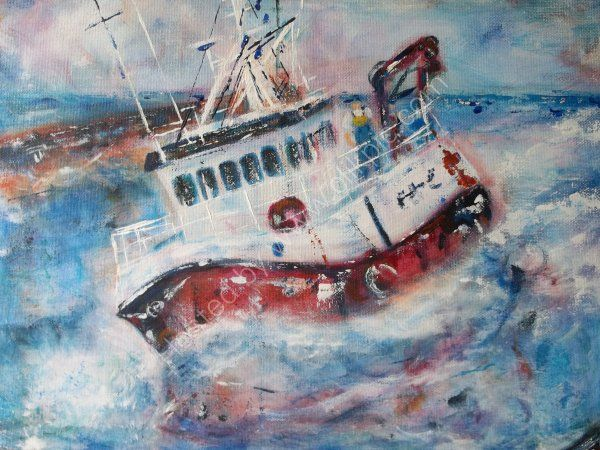 Harbour Approach -Amble  SOLD