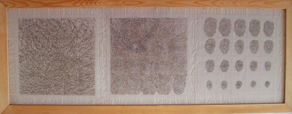 Fingerprint fractals