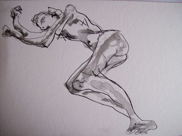 Prone woman (1)
