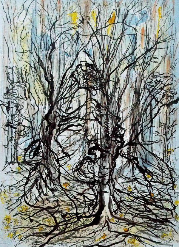 'Wood Wide Web'