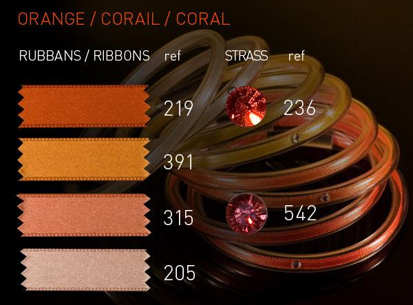 ORANGE/CORAIL/CORAL