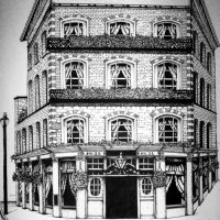 THE ALBERT PUB, VICTORIA, LONDON