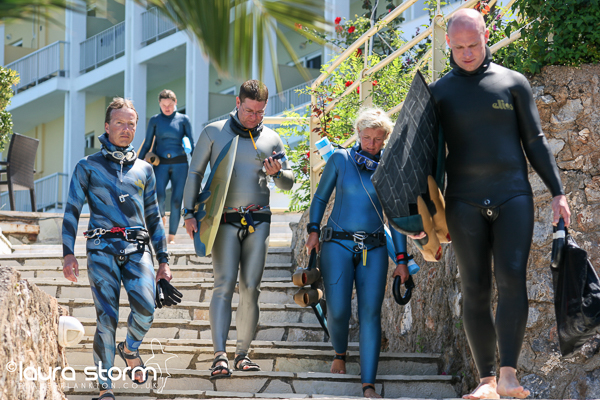 The UK Freediving Team