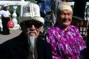 Kyrgyz couple