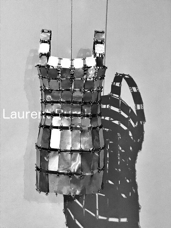 Création Paco Rabanne pour Brigitte Bardot