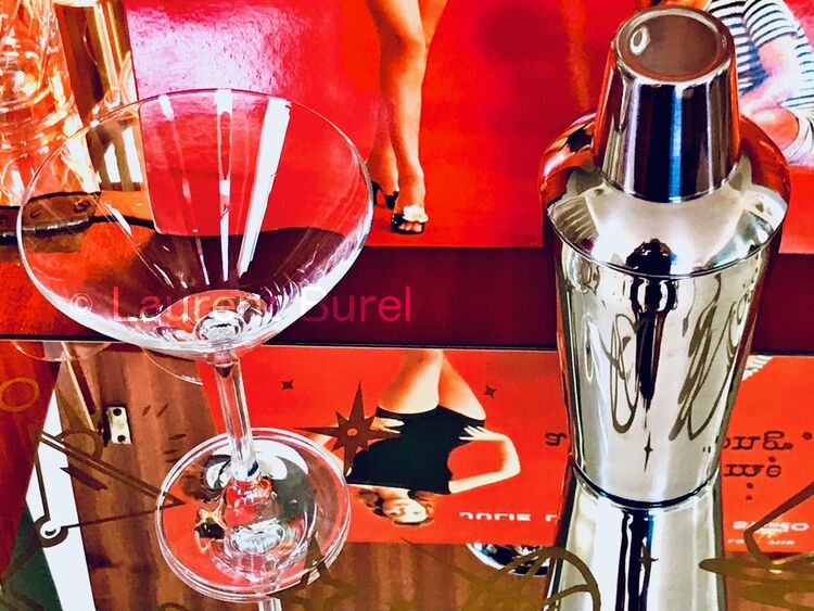Hommage Cocktail Julie London 1