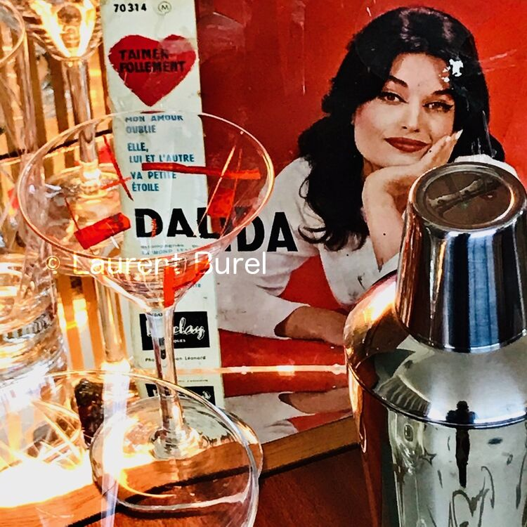 Hommage Cocktail Dalida 5