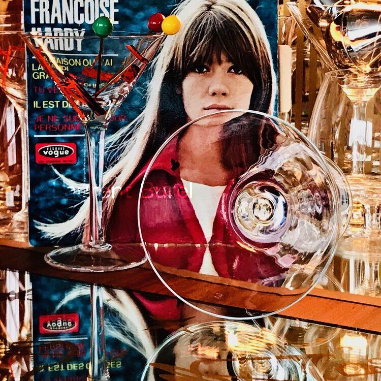 Hommage Cocktail Françoise Hardy By Jean Marie Périer 4