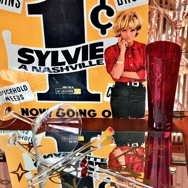 Hommage Cocktail Sylvie Vartan By Jean Marie Périer 3