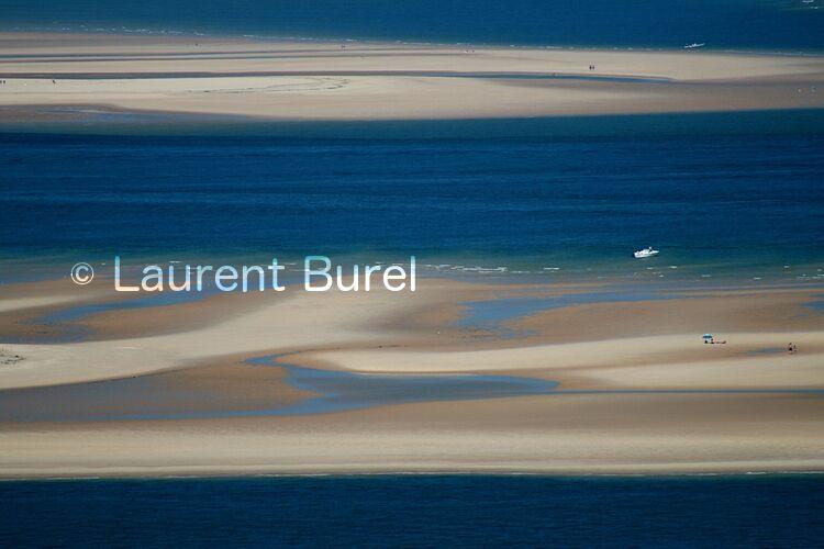 View from la Dune du Pilat