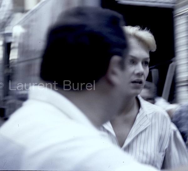 """Kathleen Turner On The Set of """"Julia & Julia (1)"""