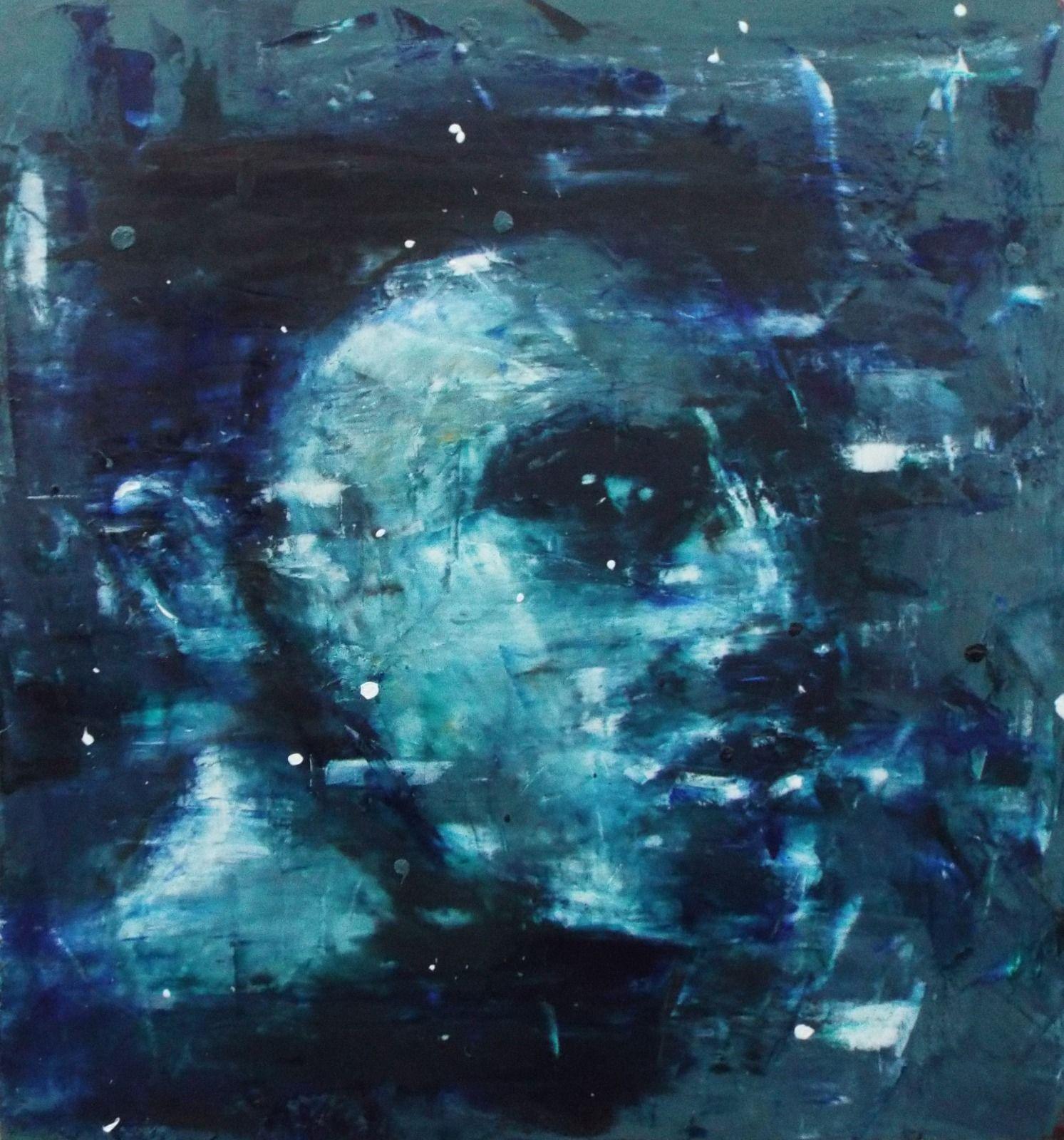 After Babel Portrait series (v)
