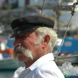 Classic Greek Sailor