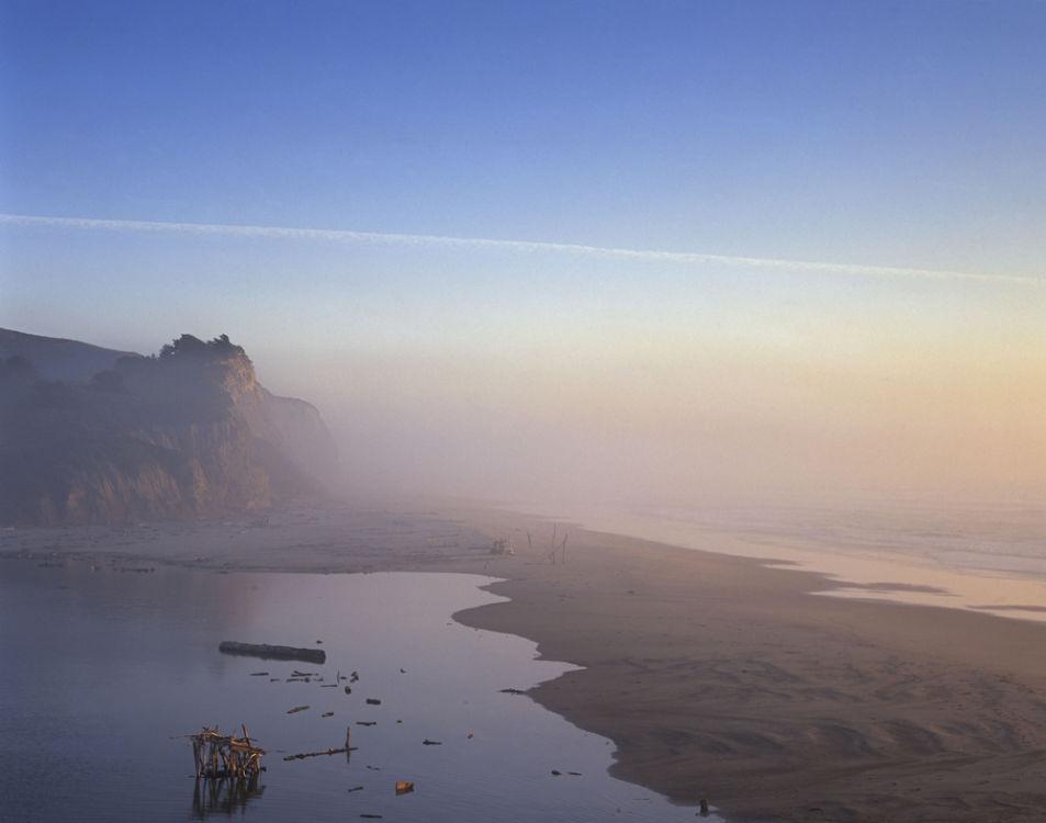 San Gregorio dawn