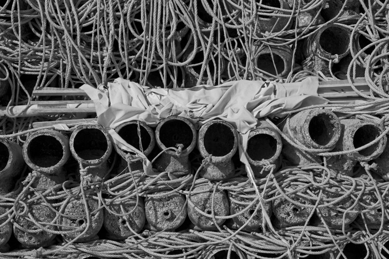 Pots and nets