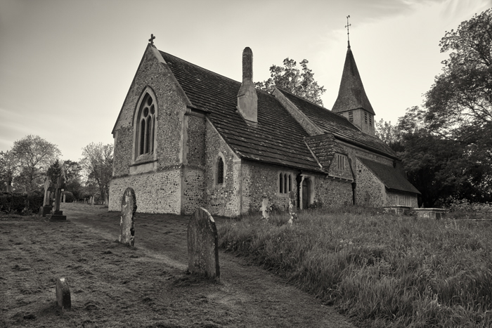 St Peter's in Woodmancote