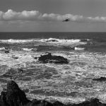 Pigeon Point looking west