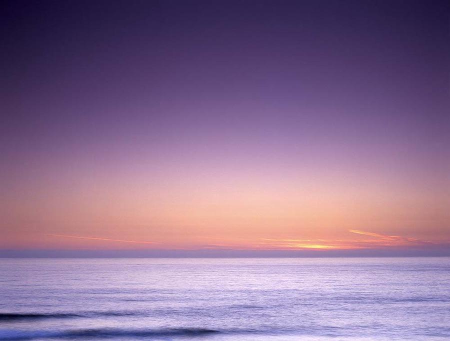 San Gregorio - dusk