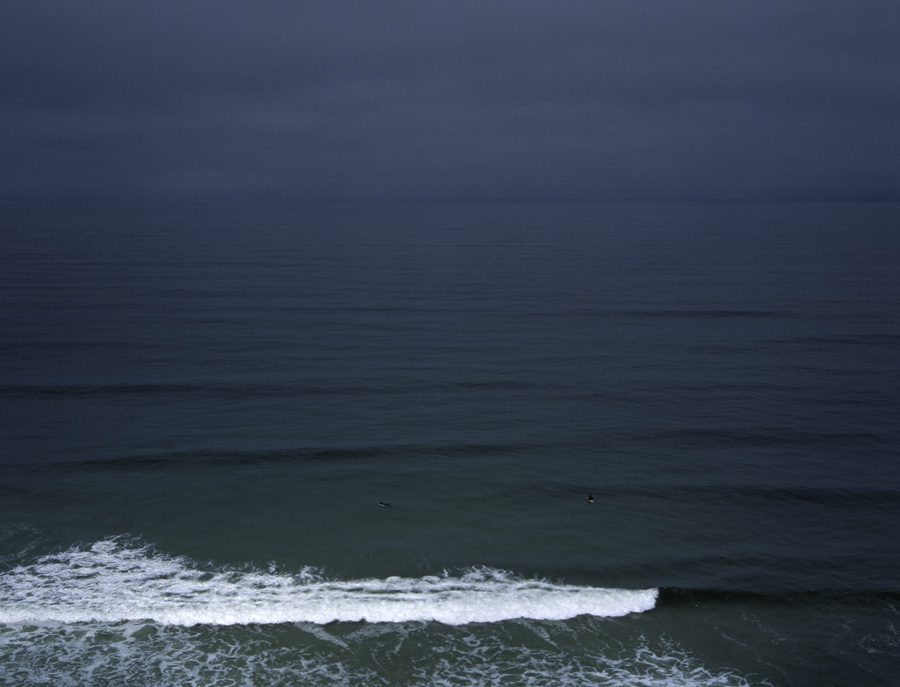San Gregorio - surfers