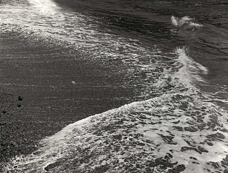 Surf, Point Lobos