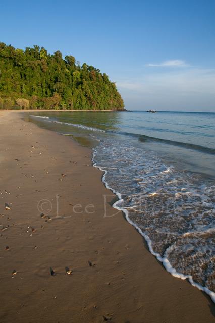 Ko Ra beach