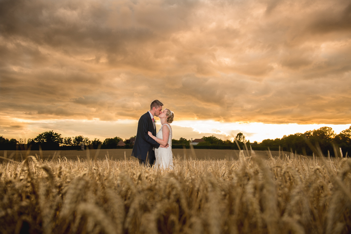 Scott and Laura got married at Curradine Barns in August, 954 days after I had photographed their engagement on top of the Malvern Hills in Worcestershire