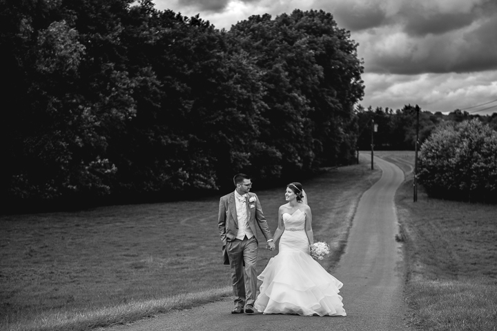 I got to do something completely different this weekend and photograph a wedding literally in the middle of nowhere. The bride and groom held their wedding reception on a farm in Bromyard after getting married at St Peters Church Bromyard