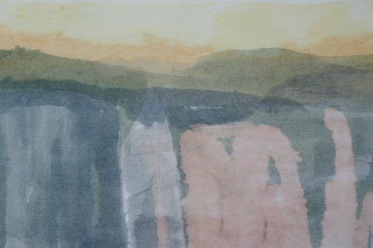 cliff top