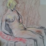 Life Drawing 2 - Available as Print €50