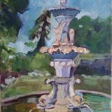 'Roebuck Hill Fountain' SOLD