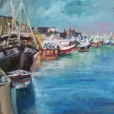 'Howth Harbour' SOLD
